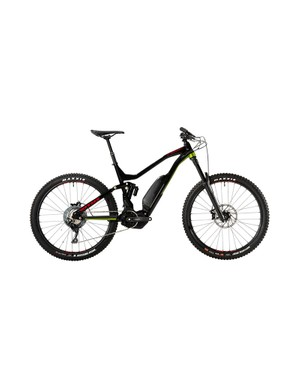 There will be plenty of e-bikes on display and to test ride, including the Vitus E-Sommet VR Electric MTB