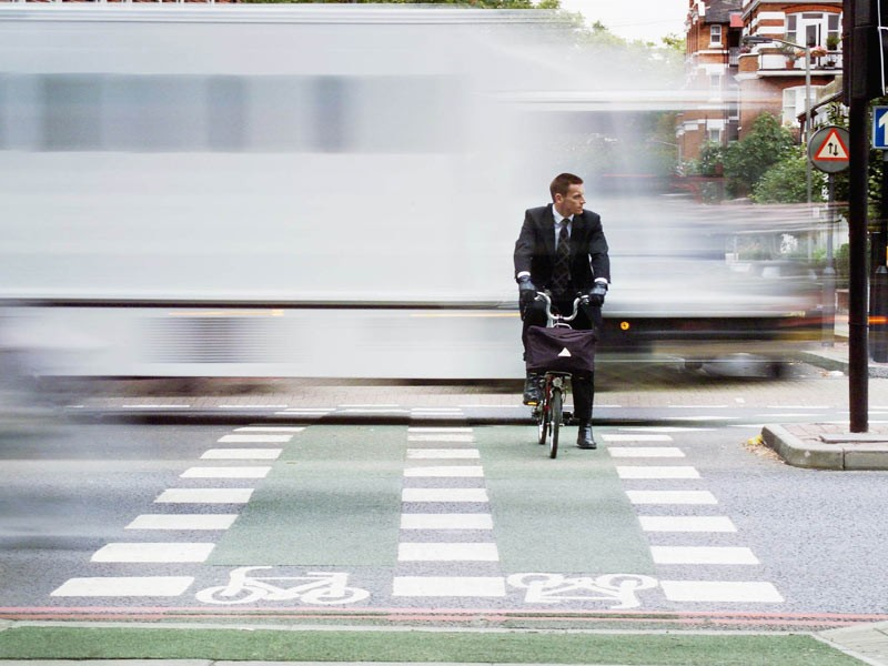 Fuel prices can only help push the number of London's cyclists even higher