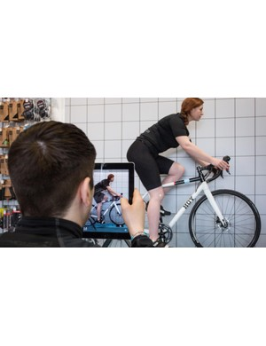 Are you having persistent issues on the bike? Get a bike fit!