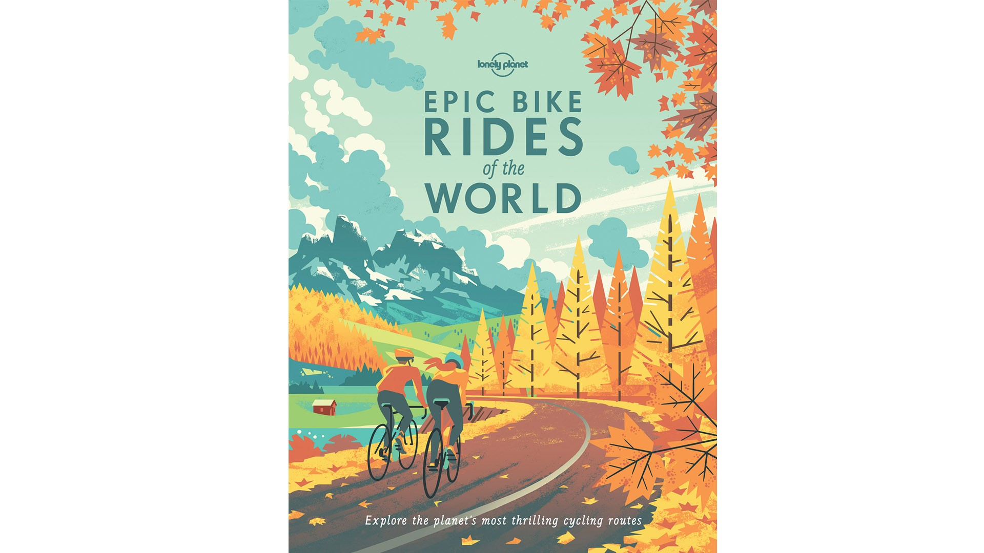 A beautiful book for casual reading, or adventure planning!