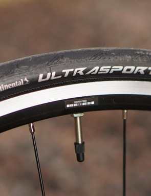 Continental's second-tier rubber still feels fast and supple while offering a good level of flat protection