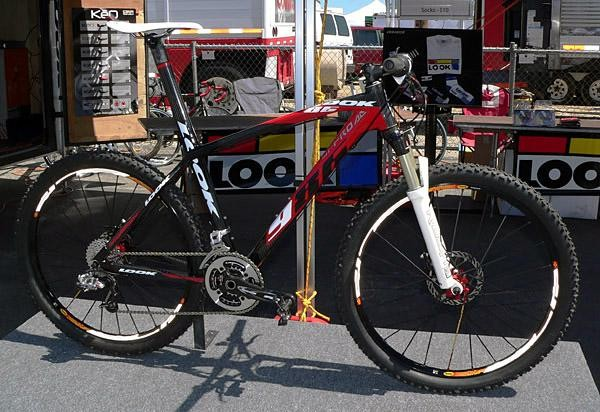 Look introduced the all-carbon 986 hardtail in 2007.