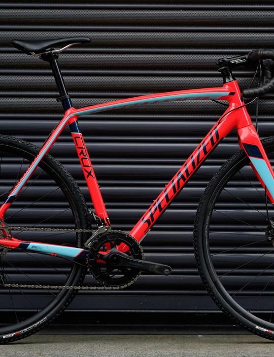 Specialized's CruX Sport E5