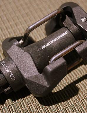 2008 Look quartz MTB clipless pedal - light!