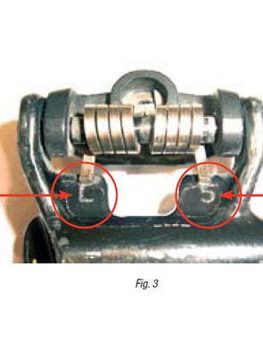 KEO HM pedals feature an alphanumeric date code on pedal undersides, with letters A through L corresponding to production month and numbers designating production year