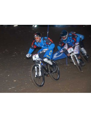 Lopes on his way to a world championship
