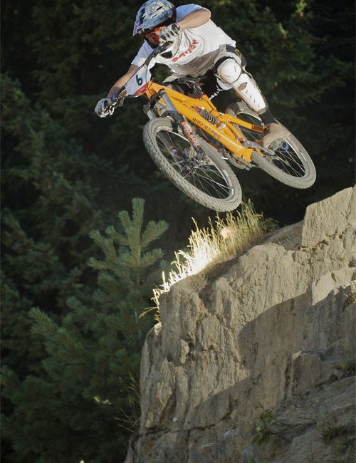 Brian Lopes on the A-Line