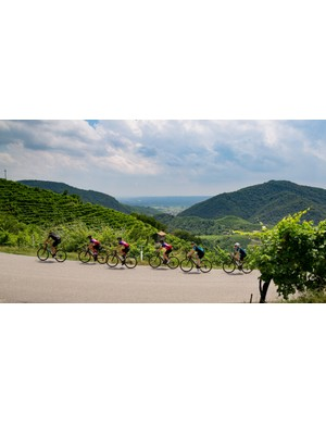 Once non-existent, more brands are organising launches for their women's products, such as the launch of the Liv Langma in Italy ahead of the Giro Rosa in 2017