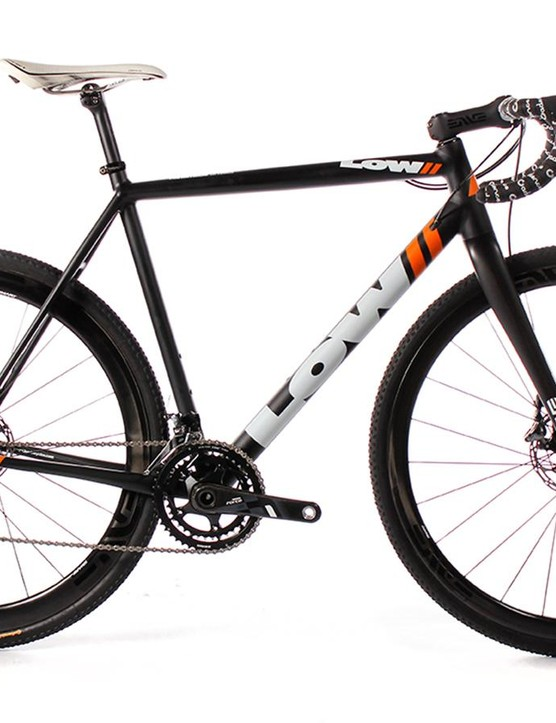 Low's MKII CX is a high-end alloy CX rig