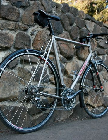 Lynskey ti rando - ready to roll.
