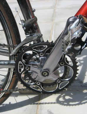 160mm cranks are a better fit for kids than the more usual 170s