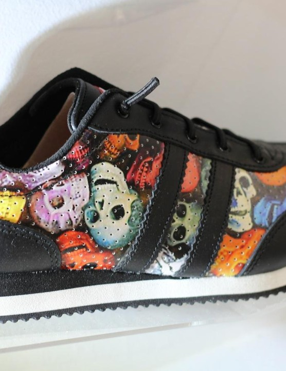 Provide Luck with graphics and they can produce shoes like this