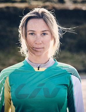Ludi Scholz, Liv off-road category manager