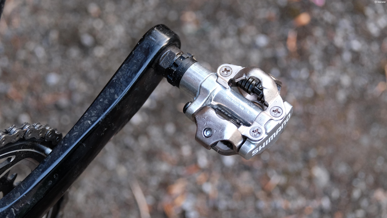 Shimano PD-M520 pedals review - BikeRadar