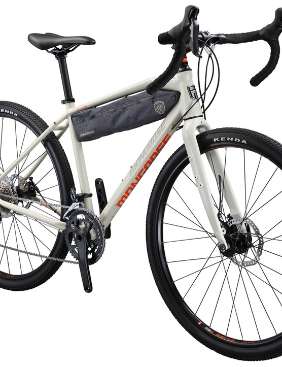 The base model Guide Sport features cable-actuated disc brakes and an 18-speed Shimano drivetrain