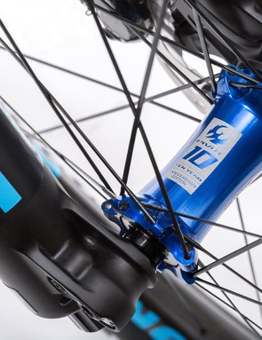 Even the Industry 9 hubs are special!