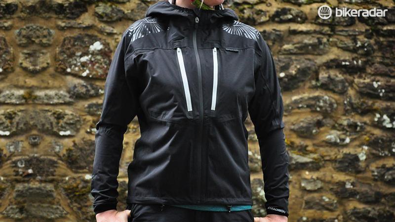 Madison's Flux super light women's waterproof softshell jacket