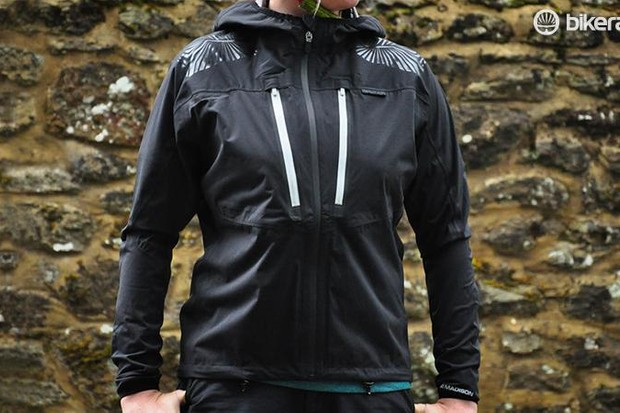 Madison's Flux super light women's waterproof softshell jacket