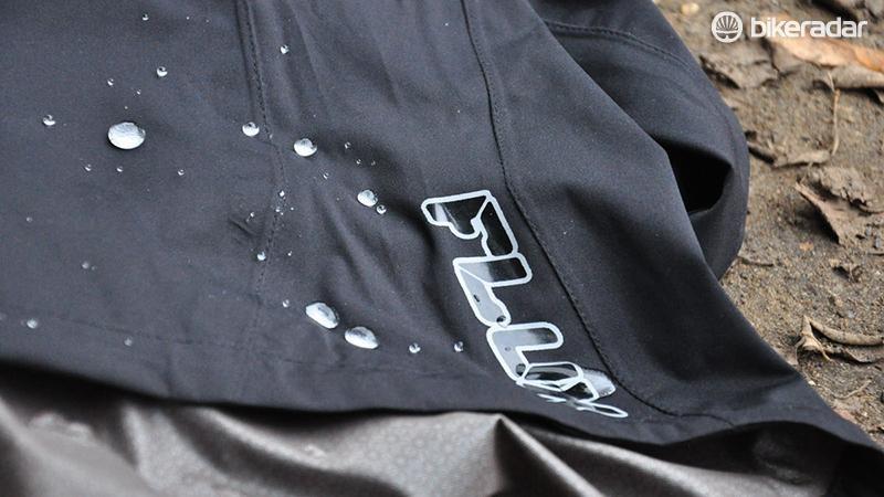 The Flux boasts 20,000mm of waterproofing