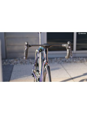 The ICON paint is only available on the new Madone