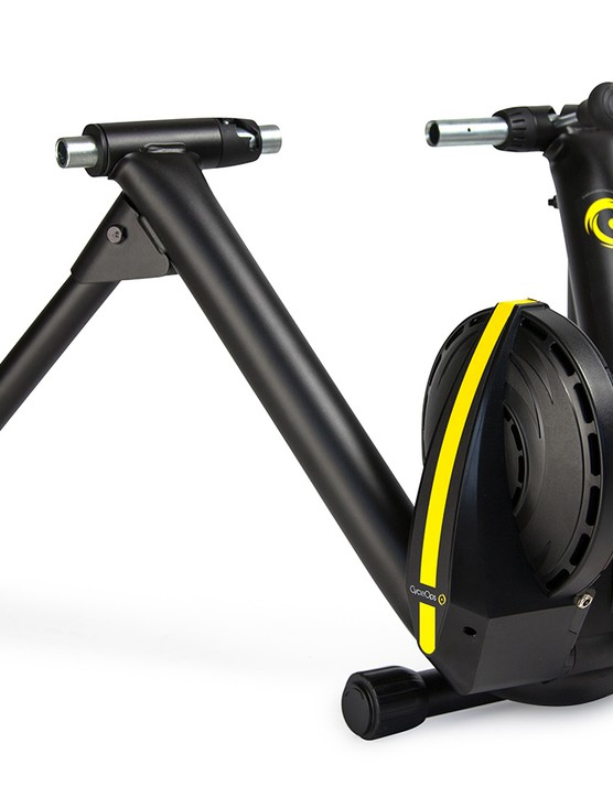 Power measurement works on PowerTap technology, which BikeRadar has found to be reliable and accurate over many years