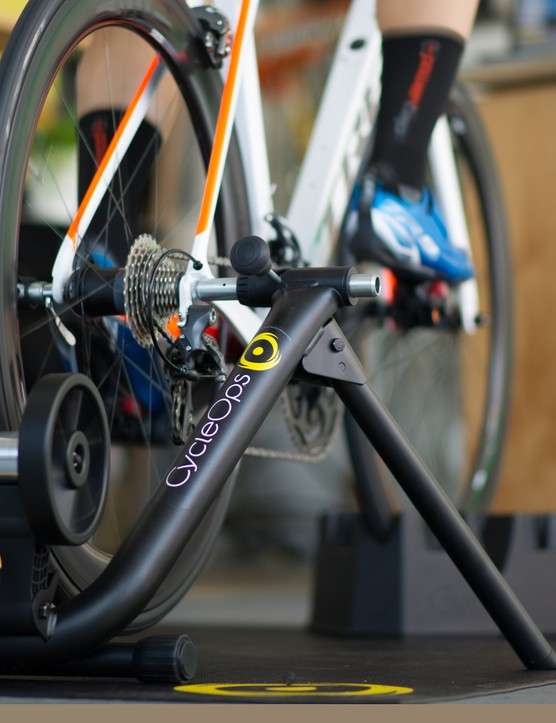 CycleOps claims the Magnus responds more quickly than past trainers to external control with its electromagnetic design, which offers up to 1,500w of resistance