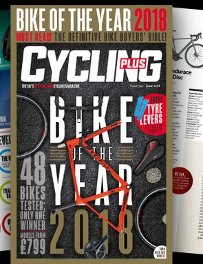 Cycling Plus proudly celebrates ten years of Bike of the Year