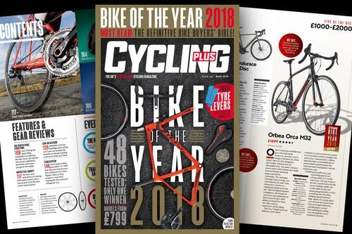 Ten years for Bike of the Year - BikeRadar