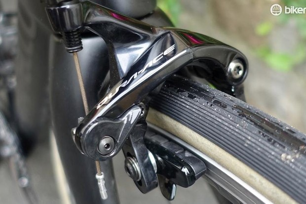 Direct-mount brakes still offer a viable alternative to discs