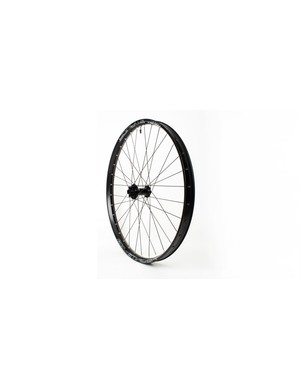 The wide footprint of the Major rim will be perfect for plus sized tyres