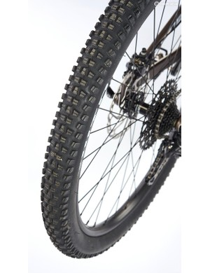 Tyres are easy to change and they make a huge difference to your ride