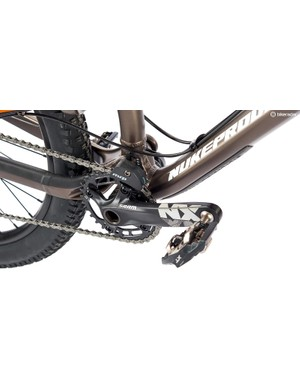 Switching to a single chainring can save weight and lead to a more secure drivetrain