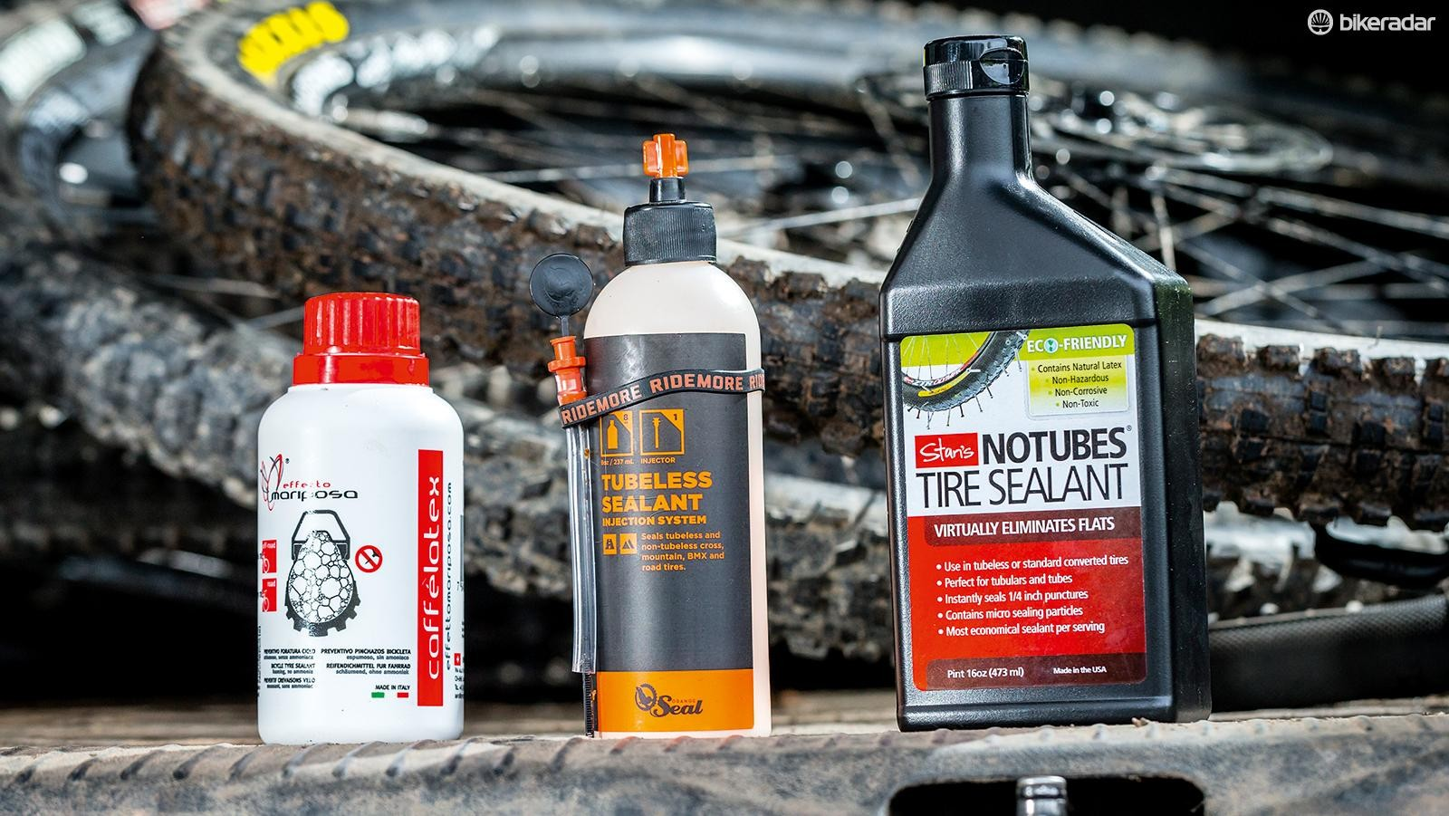 Going tubeless reduces the risk of punctures and increases control