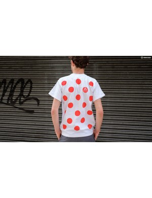 Sheffield-based Mamnick also offers this 42:21 polka dot tee