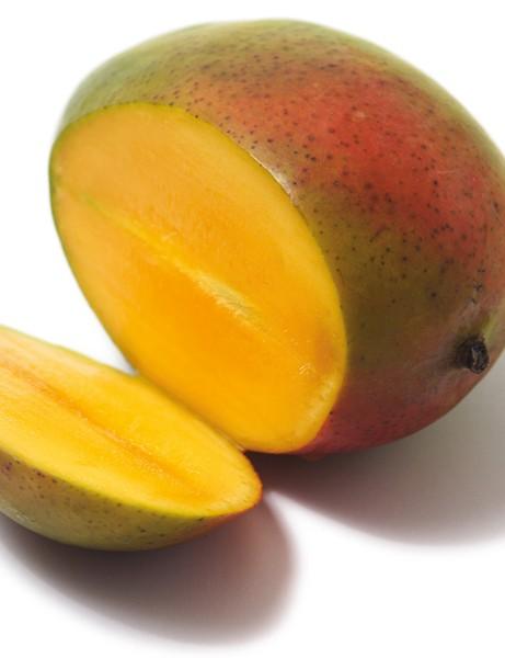Mangos contain useful antioxidants