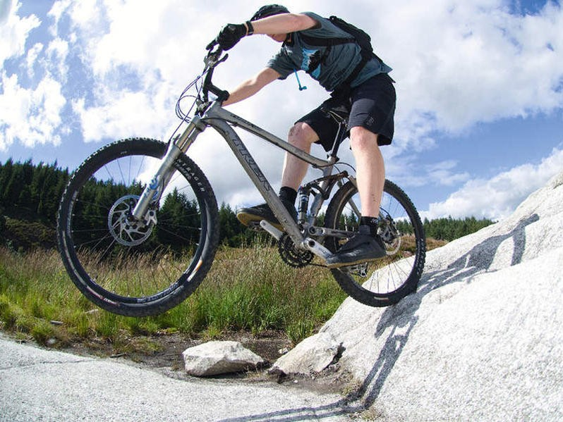Scotland's 7stanes trail network has been given more public sector cash
