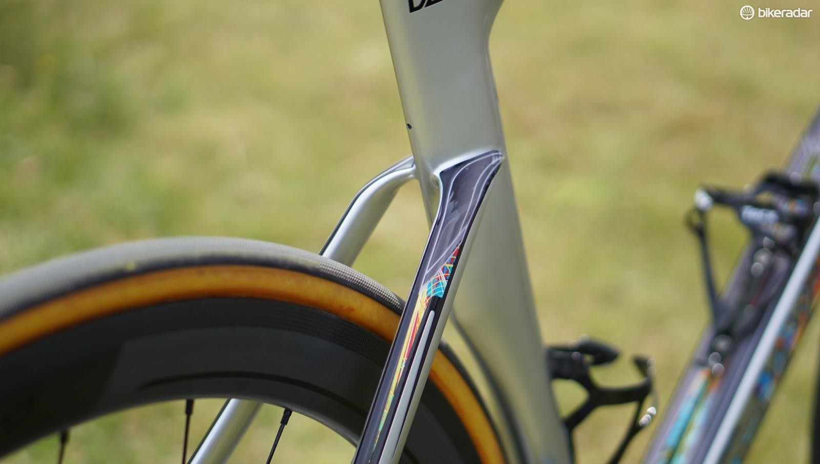 The original Venge was created as a disc bike, but then Specialized led with the rim-brake version as delays with pro racing put the Venge Disc on hold