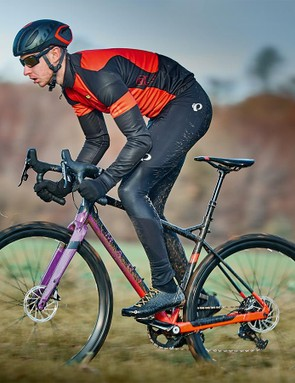 Marin Gestalt X11 being ridden
