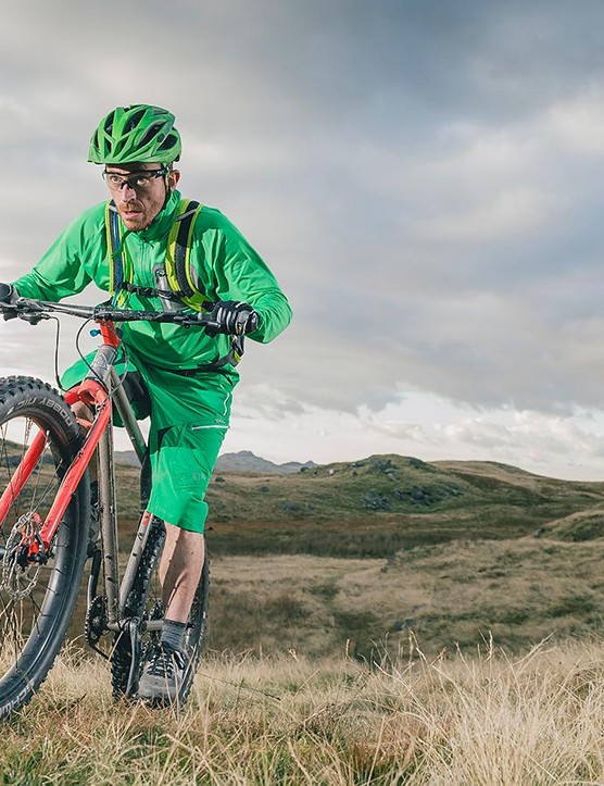 The back-to-basics Marin excels for cross-country explorations