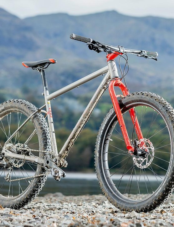 Marin's Pine Mountain 1 has a pleasingly old-skool sensibility