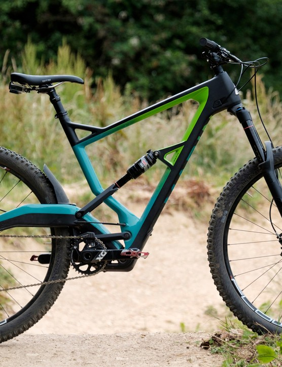 We've been testing Marin's Wolf Ridge 9 for the past couple of weeks