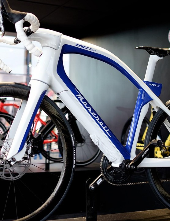 Maserati's e-bike from Diavelo: horrible isn't it