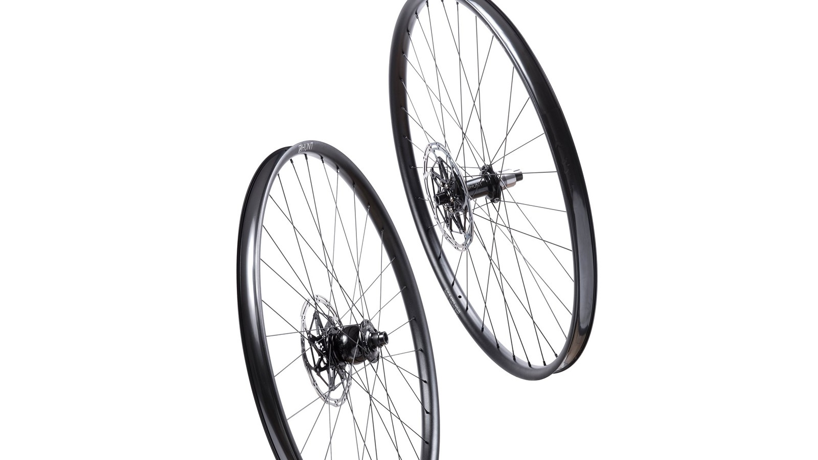 The new Hunt Search 29 Dynamo wheelset