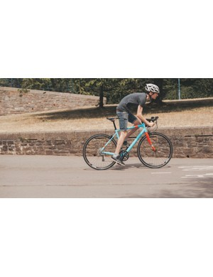 We've ridden all three Challenge bikes at different stages of development and provided feedback on areas we felt could be improved