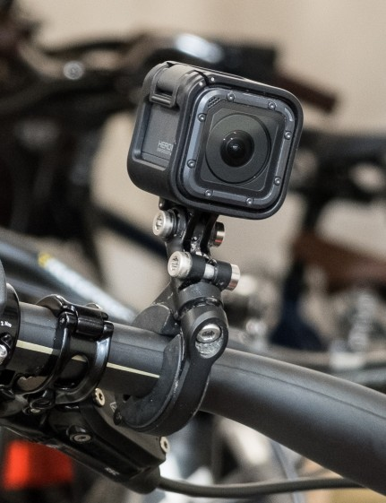 The GoPro Pro Handlebar / Seatpost / Pole Mount