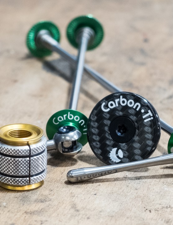 Carbon-Ti has got your ano needs covered