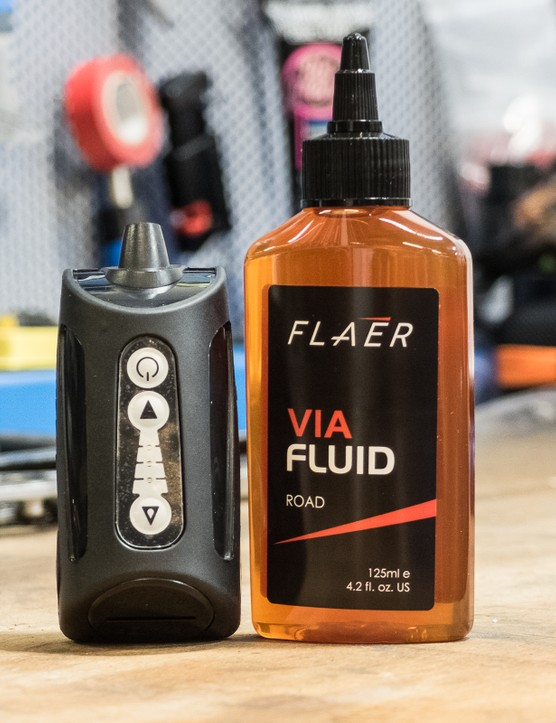 The Flaer Revo Via promises to keep you lubricated