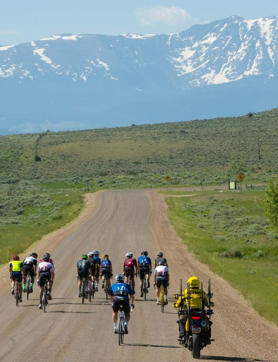 Mavic Haute Route Rockies kicks off in 2017. I did a recon event this year