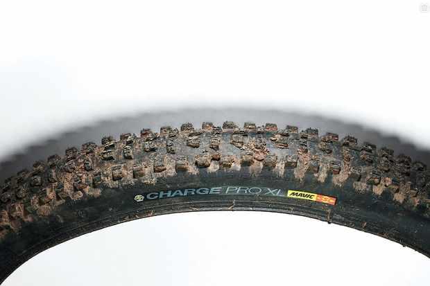 97dfd9d0a4b Mavic Charge Pro XL tyre review - BikeRadar