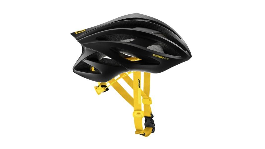Mavic's Cosmic Pro helmet